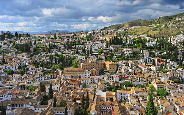 История Андалусии