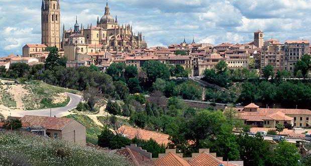 Сеговия город в испании