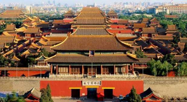 Пекин - древняя столица Китая